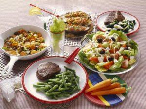 Спортивная диета для похудения в домашних условиях