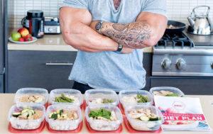 Спортивная диета для похудения лучшие методы