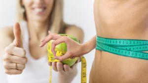 Убрать жир с живота за неделю в домашних условиях