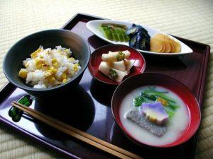 Японская диета для похудения эффективно
