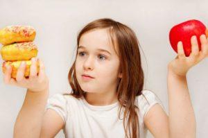 Как похудеть детям просто