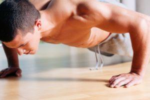 Как убрать жир с живота у мужчин очень безопасно
