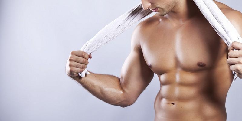 Как убрать жир с живота у мужчин очень эффективно