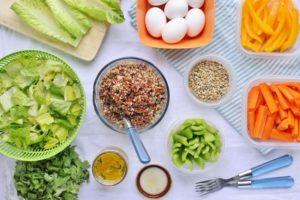 Правильное питание для похудения меню на каждый день в домашних условиях