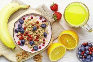 Правильное питание для похудения меню на каждый день просто