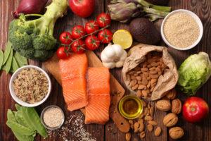 Правильное питание меню для похудения без вреда