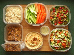 Правильное питание меню для похудения в домашних условиях