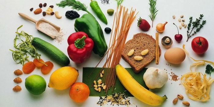 расписанное питание для похудения