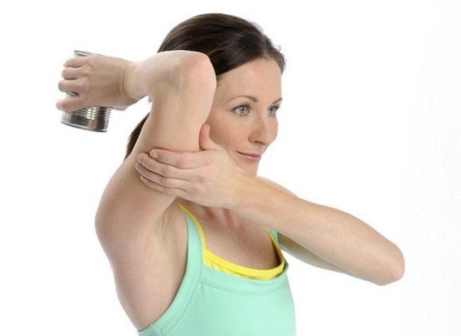 Похудеть Руки Ниже Локтя. 5 эффективных способов похудеть в руках