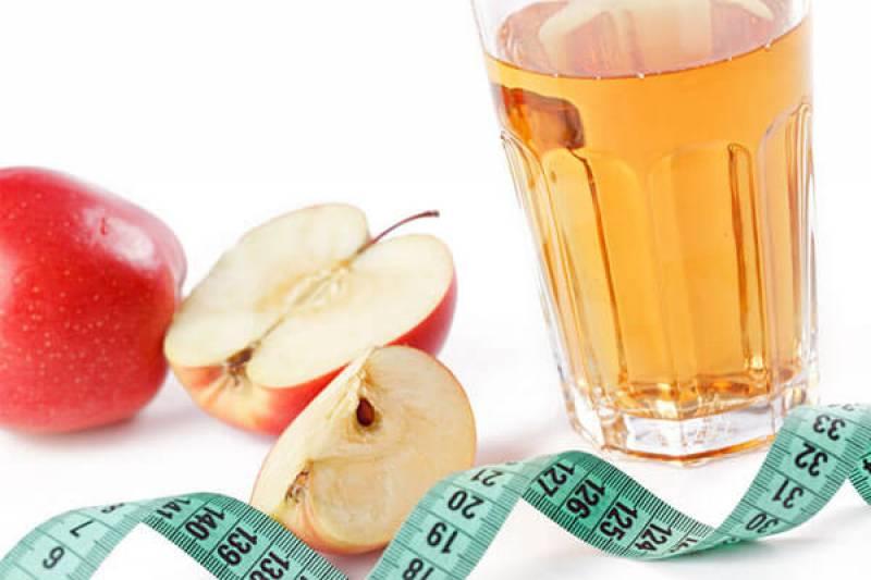 можно ли с помощью яблочного уксуса похудеть